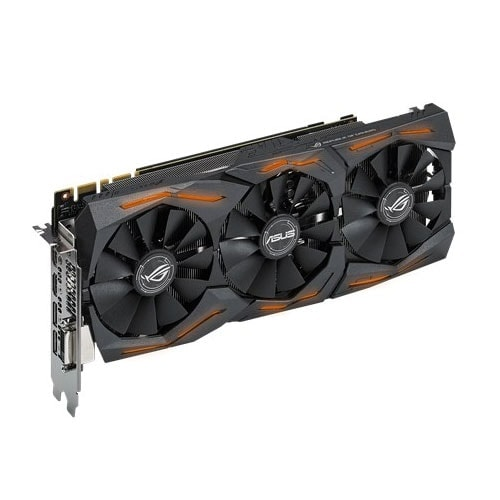 Asus STRIX-GTX1080-A8G-GAMING 8Go - Carte graphique Asus - 2