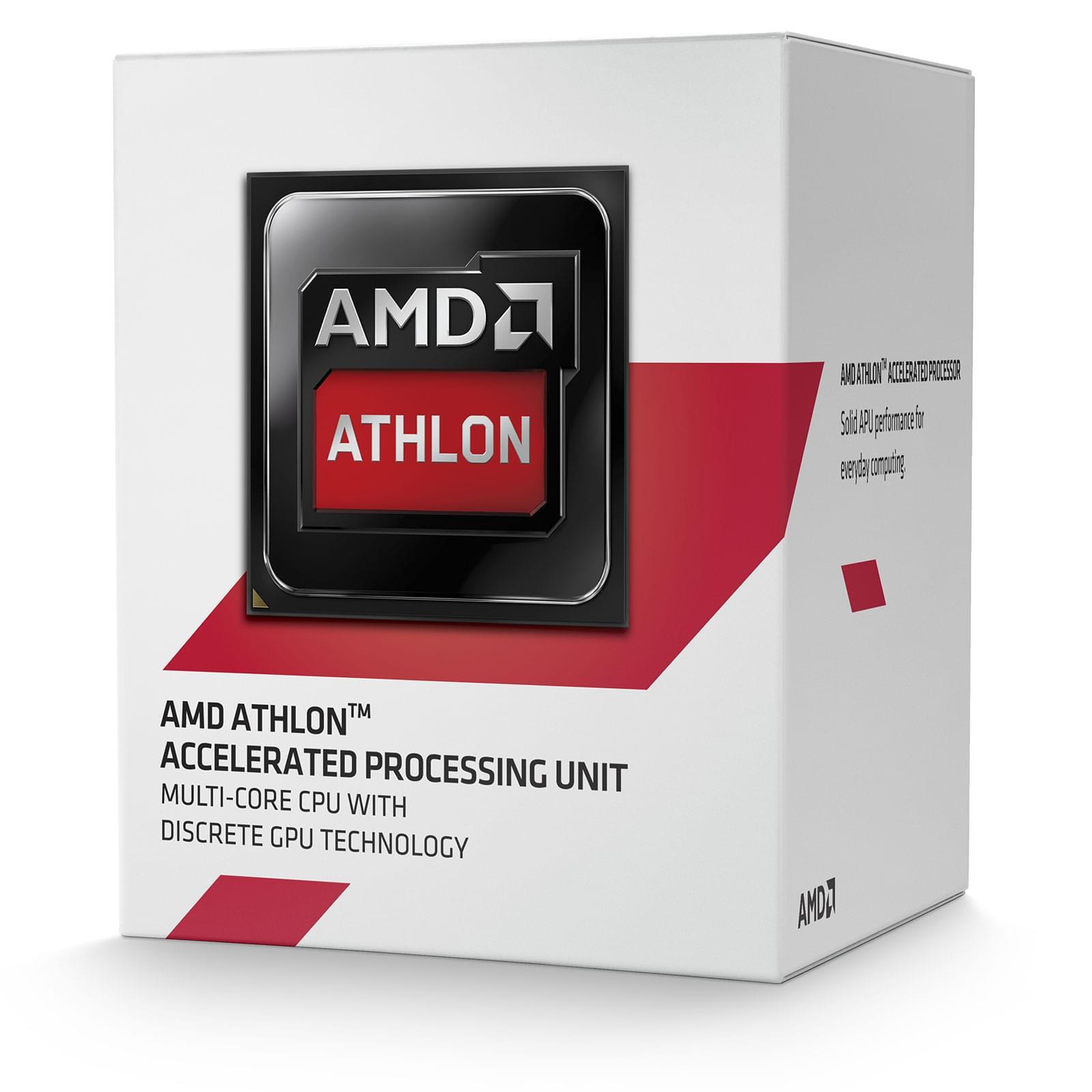AMD Athlon 5150 (AD5150JAHMBOX) - Achat / Vente Processeur sur Cybertek.fr - 0