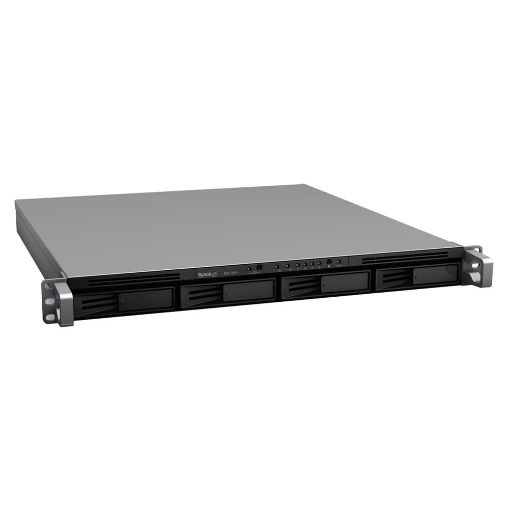 Synology NAS RS812RP+ (RS812RP+) - Achat / Vente Boîtier externe sur Cybertek.fr - 0