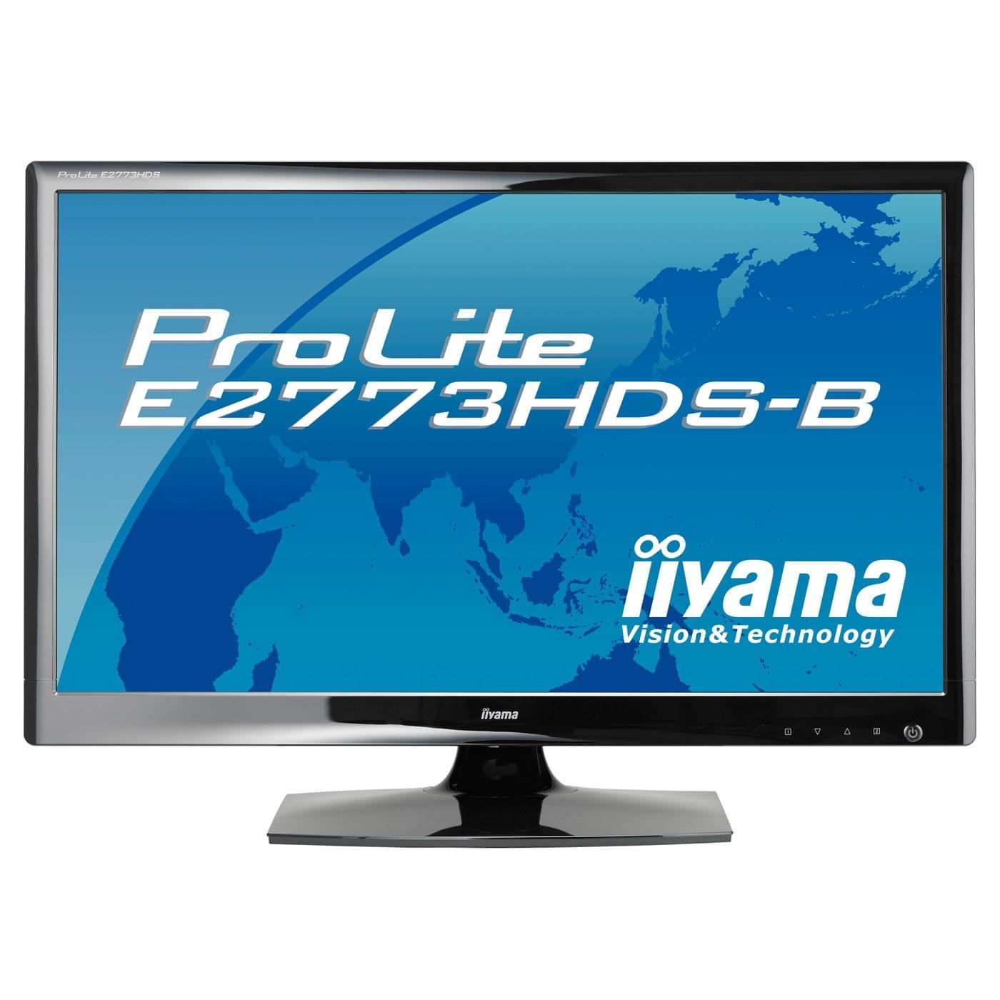 Iiyama PLE2773HDS-B1 (PLE2773HDS-B1 obso) - Achat / Vente Ecran PC sur Cybertek.fr - 0
