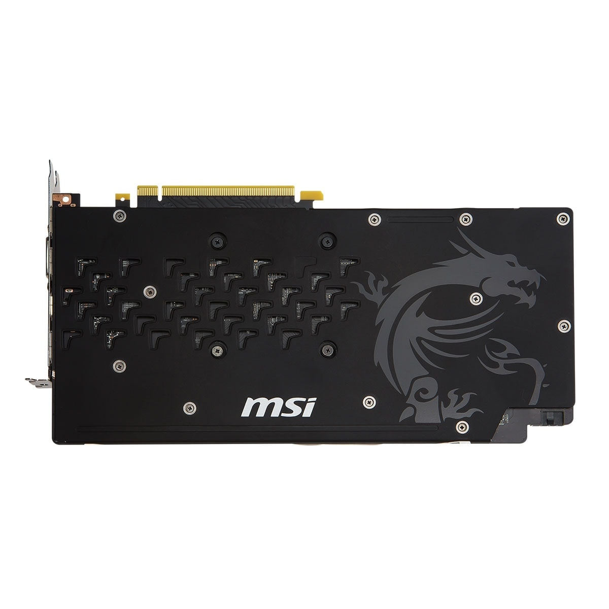 MSI GeForce GTX 1060 GAMING X 6G  (GeForce GTX 1060 GAMING X 6G ) - Achat / Vente Carte Graphique sur Cybertek.fr - 4