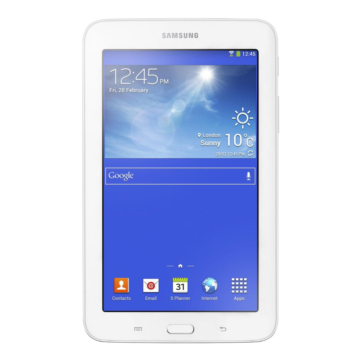 Samsung Galaxy Tab 3 Lite T110 - Tablette tactile Samsung - 0