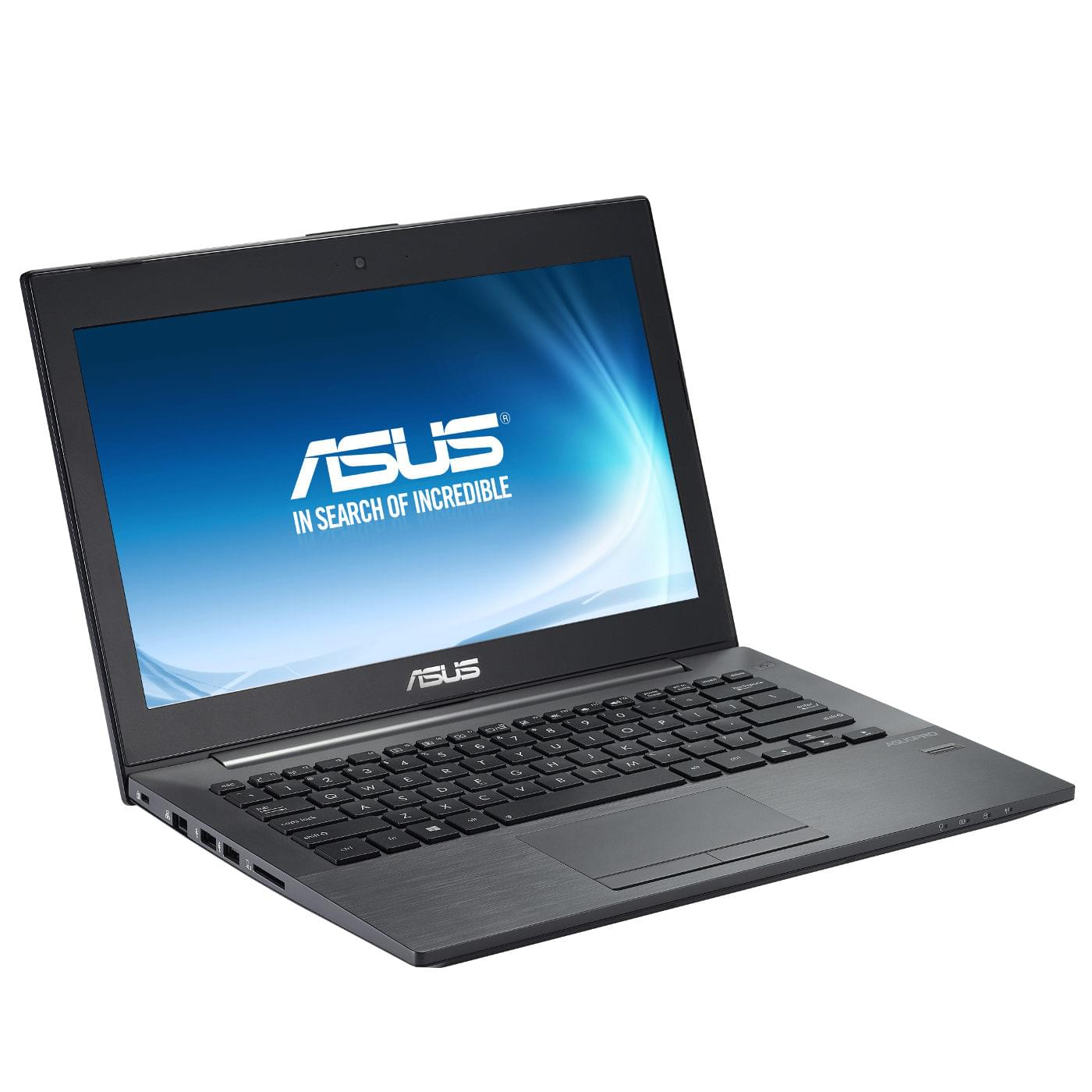 Asus PU301LA-RO123G (PU301LA-RO123G) - Achat / Vente PC Portable sur Cybertek.fr - 0