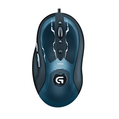Logitech G G400 S Optical Gaming Mouse - Souris PC Logitech G - 0