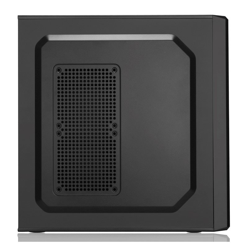 Boîtier PC DUST BLACK FORCE DU-CBF - MT/500 Watts/ATX