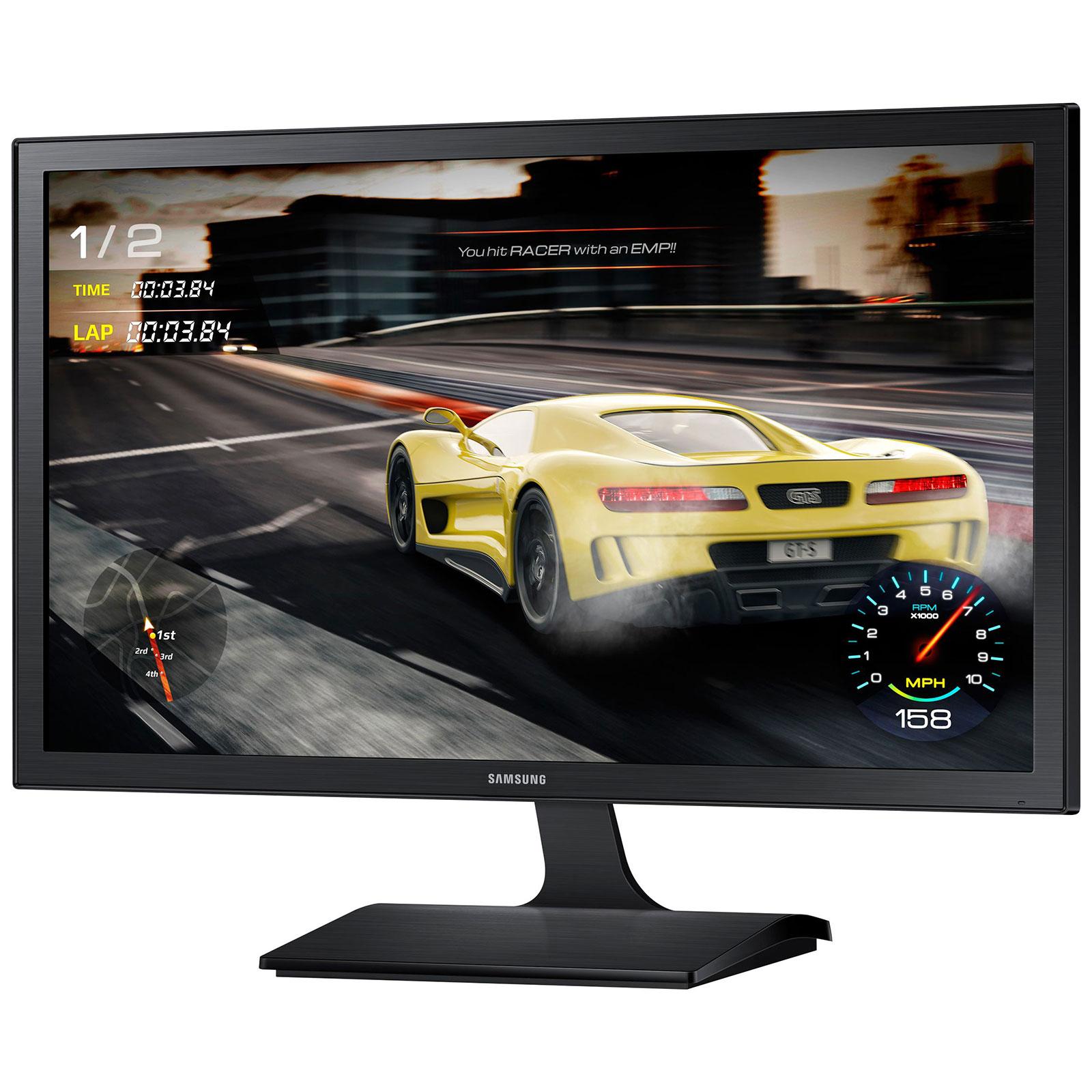 Samsung S27E330H (LS27E330HSX/EN) - Achat / Vente Ecran PC sur Cybertek.fr - 2