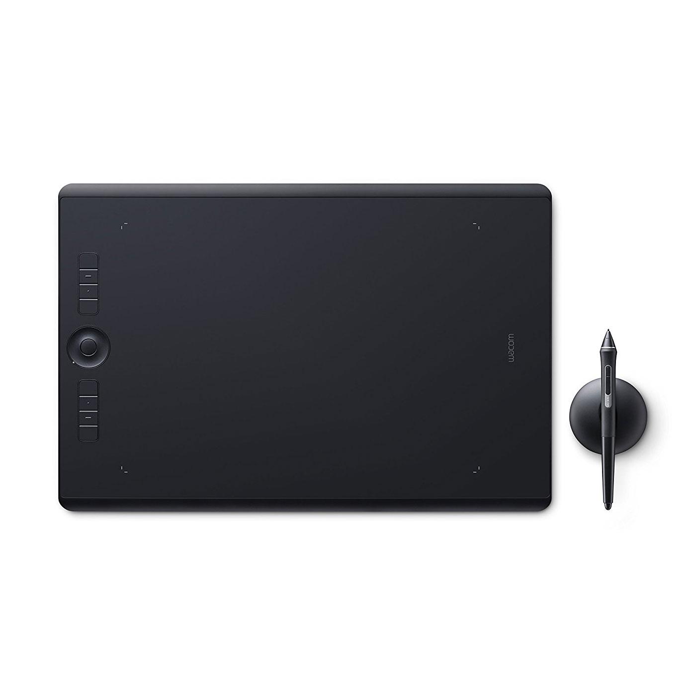 Wacom Intuos PRO Medium - Tablette graphique Wacom - Cybertek.fr - 0