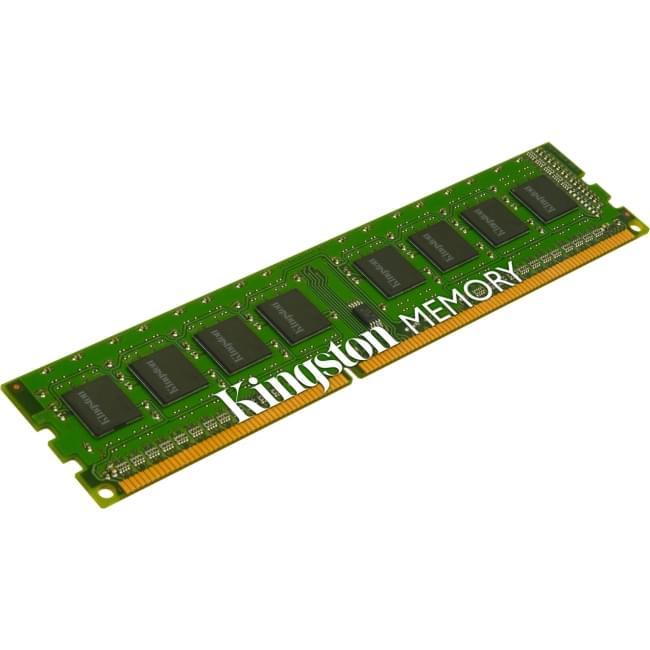 Kingston 2Go DDR3-ECC 1600 CL11 KVR16E11/2 2Go DDR3 1600MHz - Mémoire PC - 0