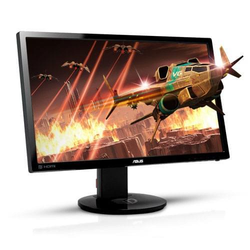 Asus VG248QE (VG248QE) - Achat / Vente Ecran PC sur Cybertek.fr - 0