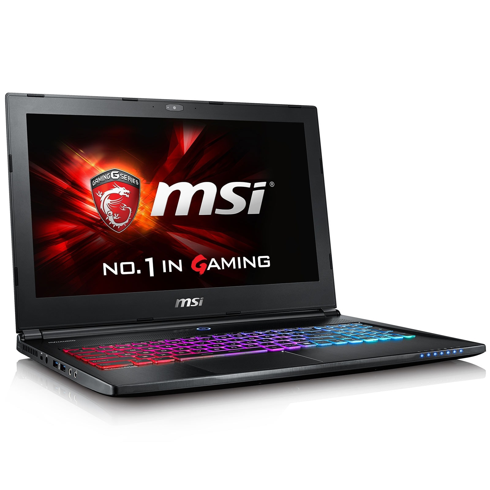 MSI GS606QE-219XFR - PC portable MSI - Cybertek.fr - 0