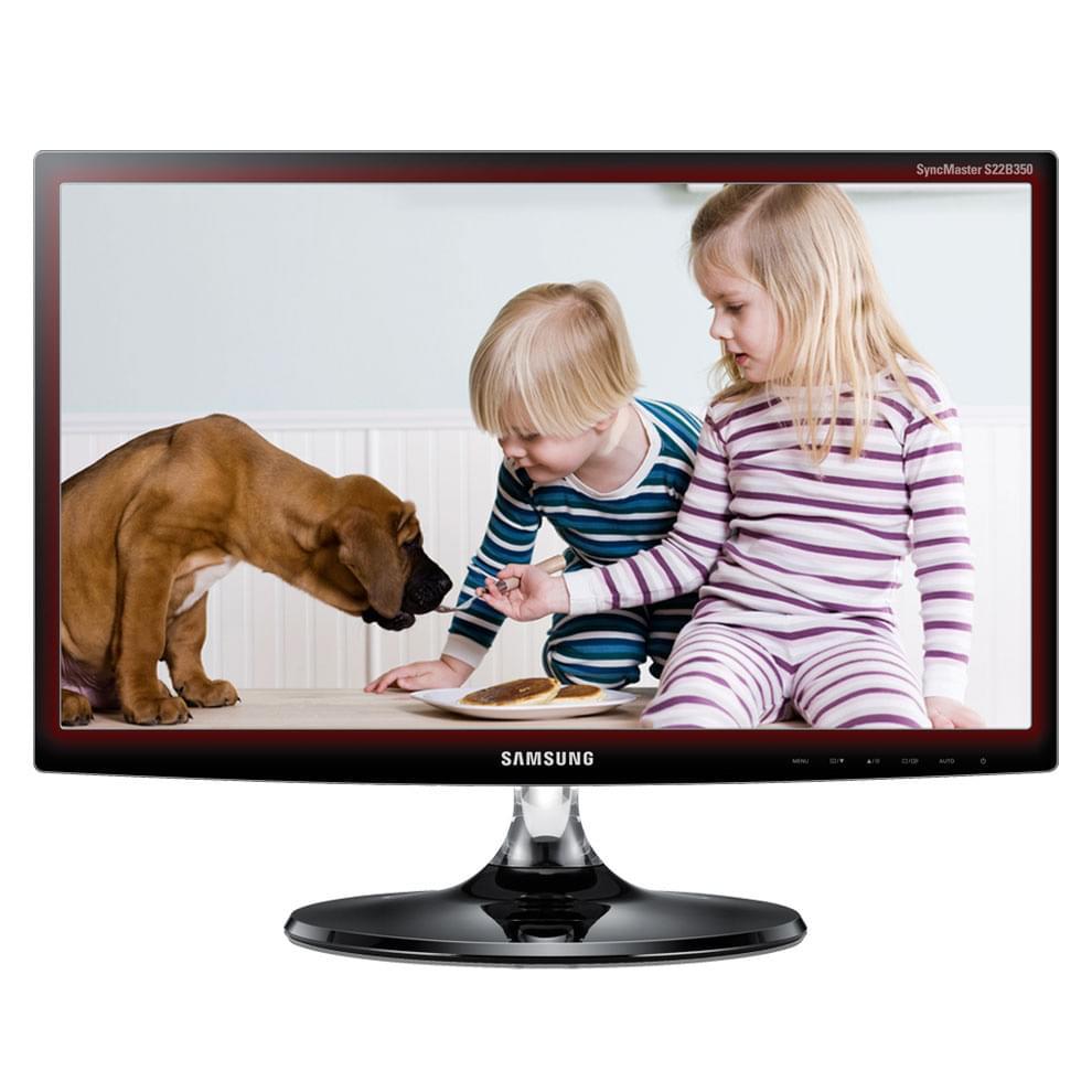 Samsung S22B350H (LS22B350HS/EN) - Achat / Vente Ecran PC sur Cybertek.fr - 0