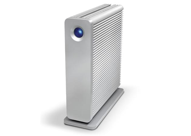 LaCie D2 Quadra (301543EK) - Achat / Vente Disque dur externe sur Cybertek.fr - 0
