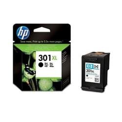 HP Consommable Imprimante Cartouche 301XL Noir - CH563EE Cybertek