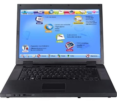 """Ordissimo PC Portable 15.6"""" Clavier simplifié (ART0245 **) - Achat / Vente Destockage sur Cybertek.fr - 0"""