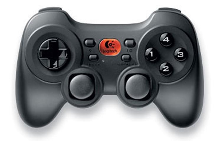 Logitech Cordless RumblePad 2 Vibration Feedback Gamepad (940-000062) - Achat / Vente Périphérique de Jeu sur Cybertek.fr - 0