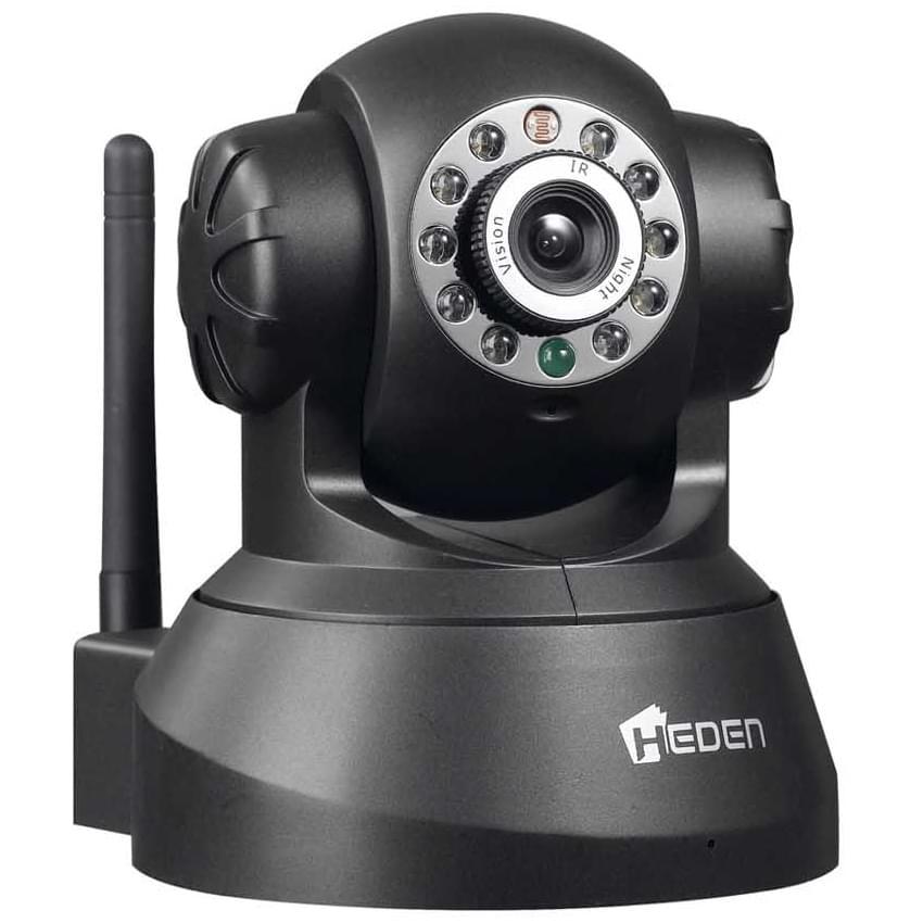 Heden VisionCam WiFi Motorisée 2.4BK (CAMHEDP4IPWN) - Achat / Vente Caméra / Webcam sur Cybertek.fr - 0
