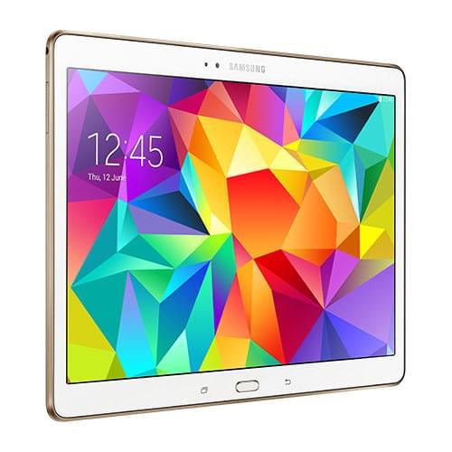 "Samsung Galaxy Tab S 10"" T800NZW - Tablette tactile Samsung - 0"