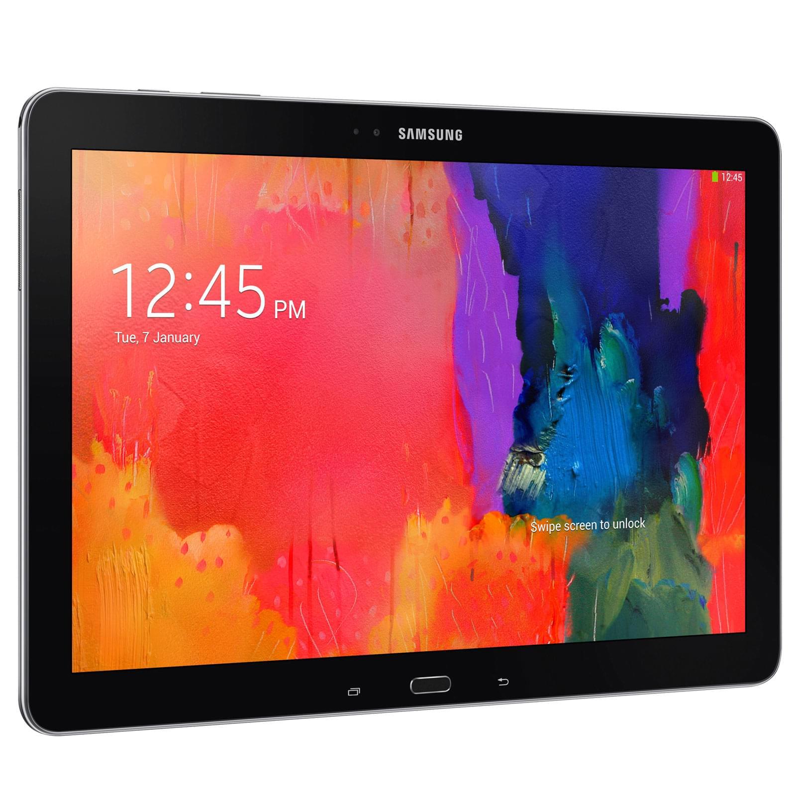 """Samsung Galaxy Note Pro 12.2"""" P9000ZKA -Noir/32Go/12.2""""/KK (SM-P9000ZKAXEF) - Achat / Vente Tablette Tactile sur Cybertek.fr - 0"""