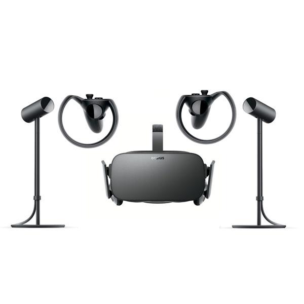 Oculus Rift + Touch (301-00095-01) - Achat / Vente Objet connecté / Domotique sur Cybertek.fr - 1