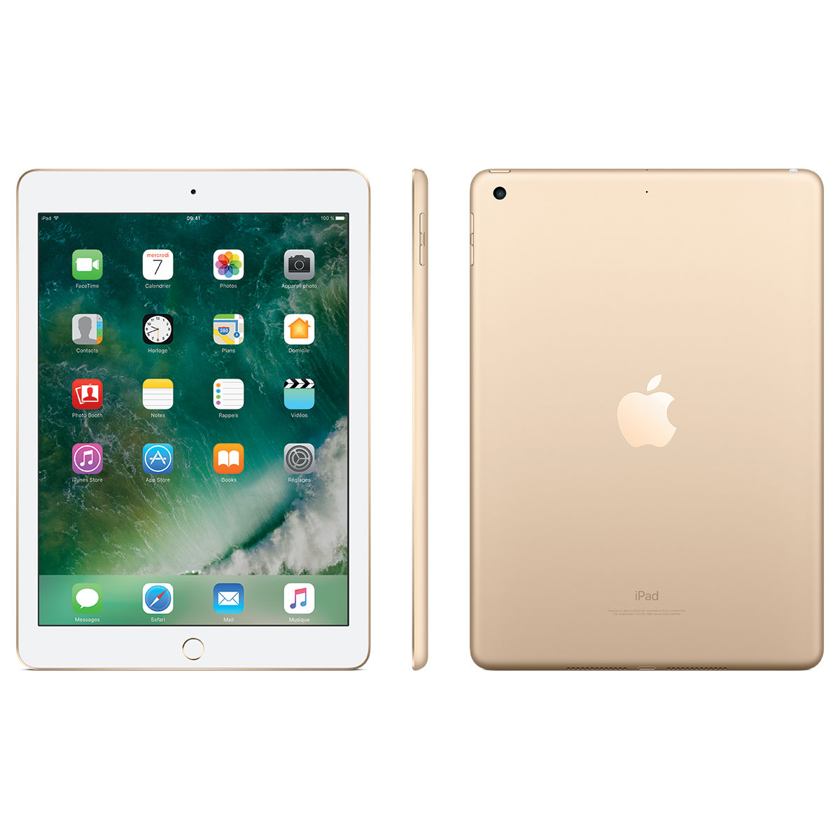 Apple iPad Wi-Fi 32 Go - Tablette tactile Apple - Cybertek.fr - 2