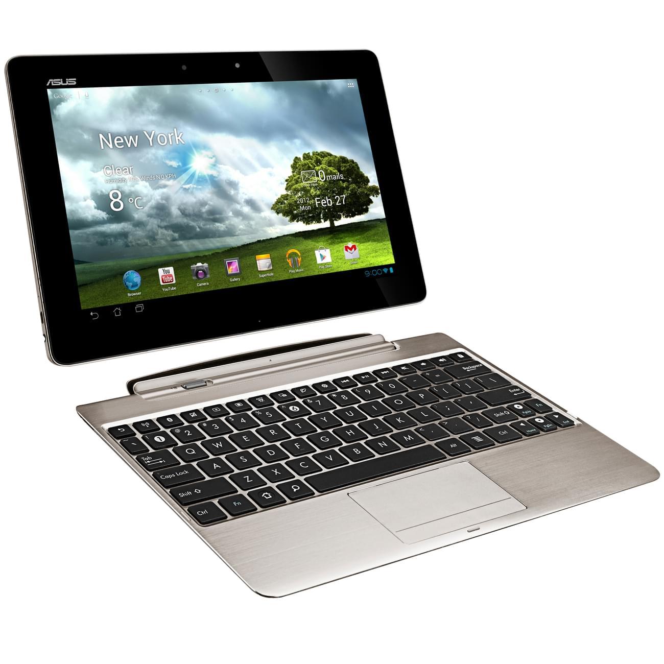 Asus TF700T-1I071A (TF700T-1I071A) - Achat / Vente Tablette tactile sur Cybertek.fr - 0