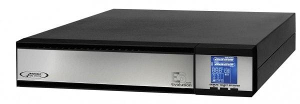 E6 LCD RT Evolution 3000 IEC - On-Line Double - Onduleur Infosec - 0