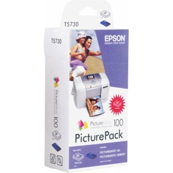 PicturePack 100 pour PictureMate 100 pour imprimante Jet d'encre Epson - 0