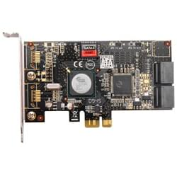 PCI-E SATA II Raid Std+ LP 4 ports internes - Carte contrôleur - 0