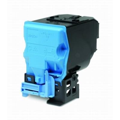 Toner Cyan C13S050592 6000p pour aculaser pour imprimante Laser Epson - 0
