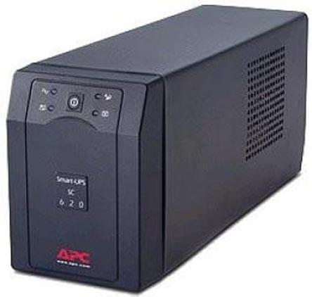 Smart UPS SC 620VA SC620I - Onduleur APC - Cybertek.fr - 0