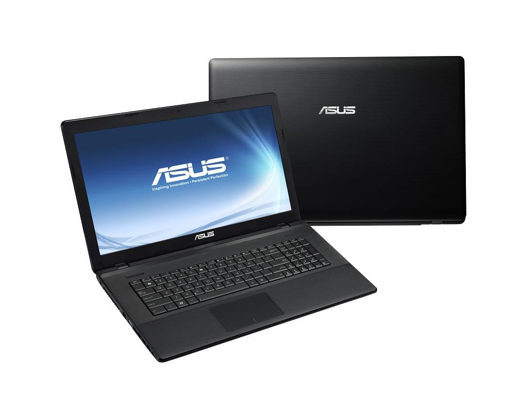 Asus X75VD-TY040H (X75VD-TY040H) - Achat / Vente PC Portable sur Cybertek.fr - 0