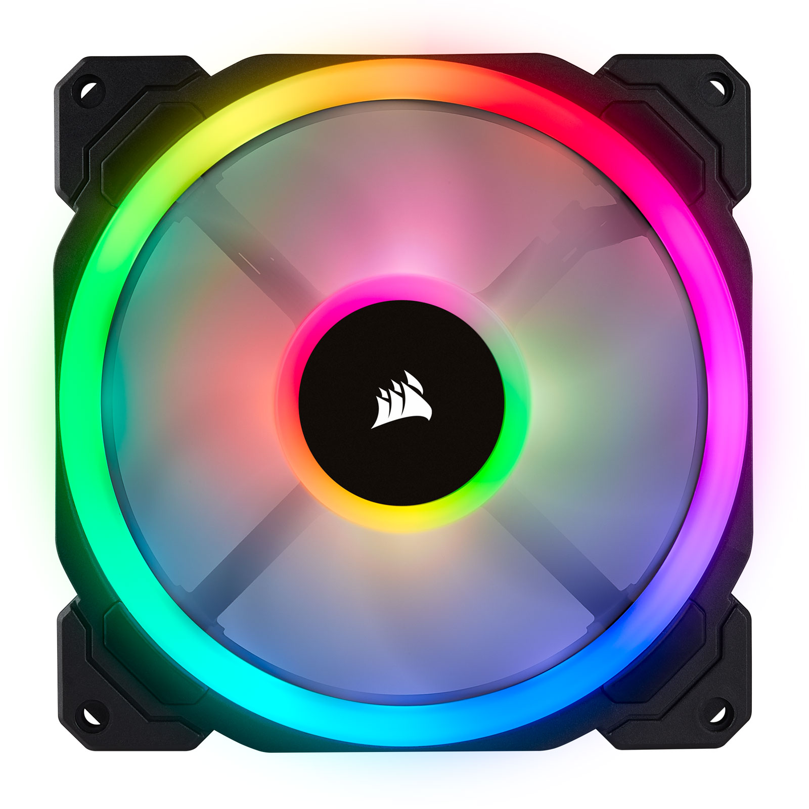 Corsair LL140 Dual Light Loop RGB 140mm - Ventilateur boîtier - 4