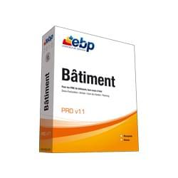 EBP Bâtiment Pro (2012) Réseau 2 Postes - Achat / Vente Logiciel Application sur Cybertek.fr - 0