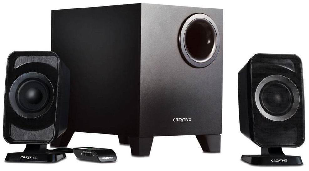 Creative Inspire T3130 2HP+Caisson (51MF0395AA000) - Achat / Vente Enceinte PC sur Cybertek.fr - 0