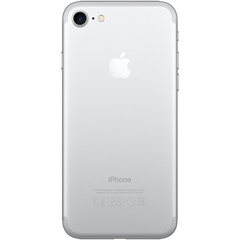 Apple iPhone 7 128Go Argent - Téléphonie Apple - Cybertek.fr - 2