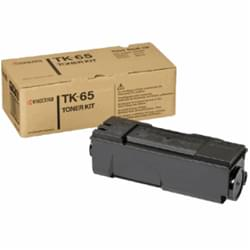 Kyocera Consommable Imprimante TK-65 Kit Toner Noir 20000p 370QD0KX Cybertek