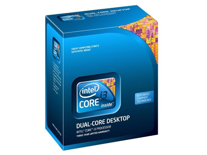 Intel Core i3 2100 (BX80623I32100) - Achat / Vente Processeur sur Cybertek.fr - 0