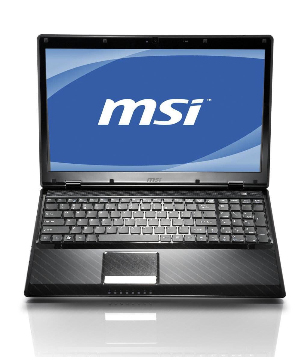 MSI CR643-010FR (9S7-168C8D-010) - Achat / Vente PC Portable sur Cybertek.fr - 0