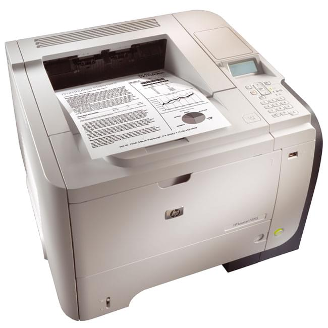 HP LaserJet P3015D (CE526A#B19) - Achat / Vente Imprimante sur Cybertek.fr - 0
