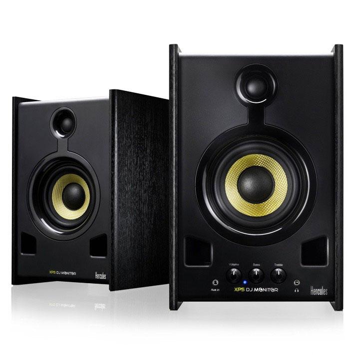 Hercules XPS 2.0 80 DJ Monitor - Enceinte PC Hercules - 0