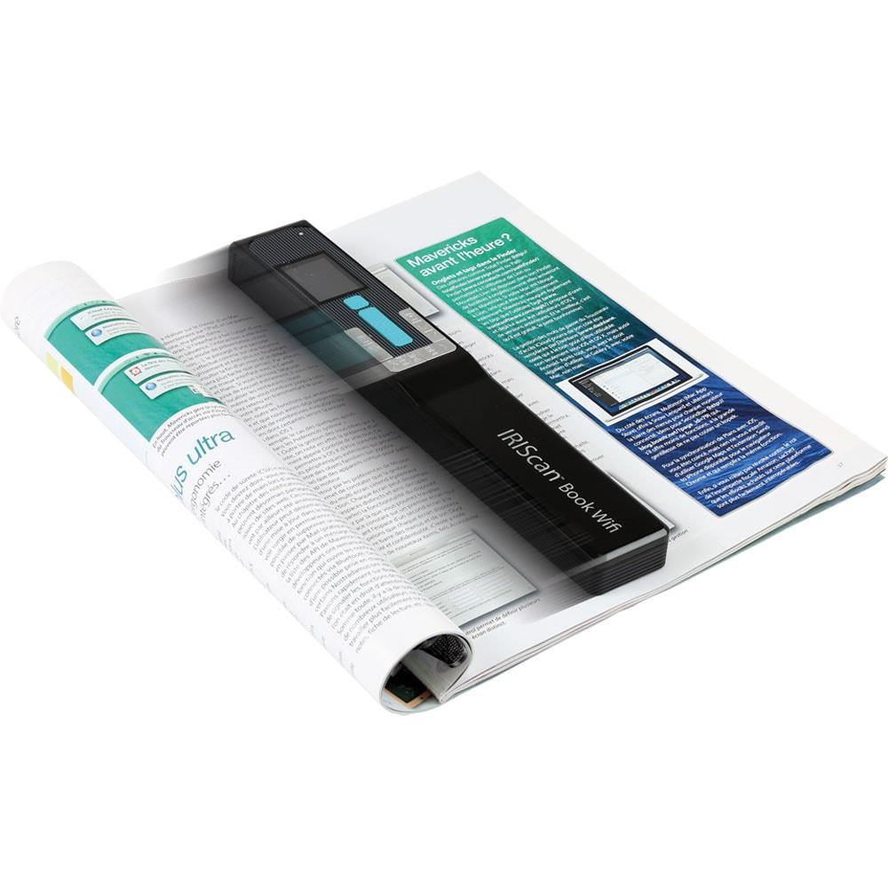 Iris IRIScan Book 5 WiFi - Scanner Iris - Cybertek.fr - 0