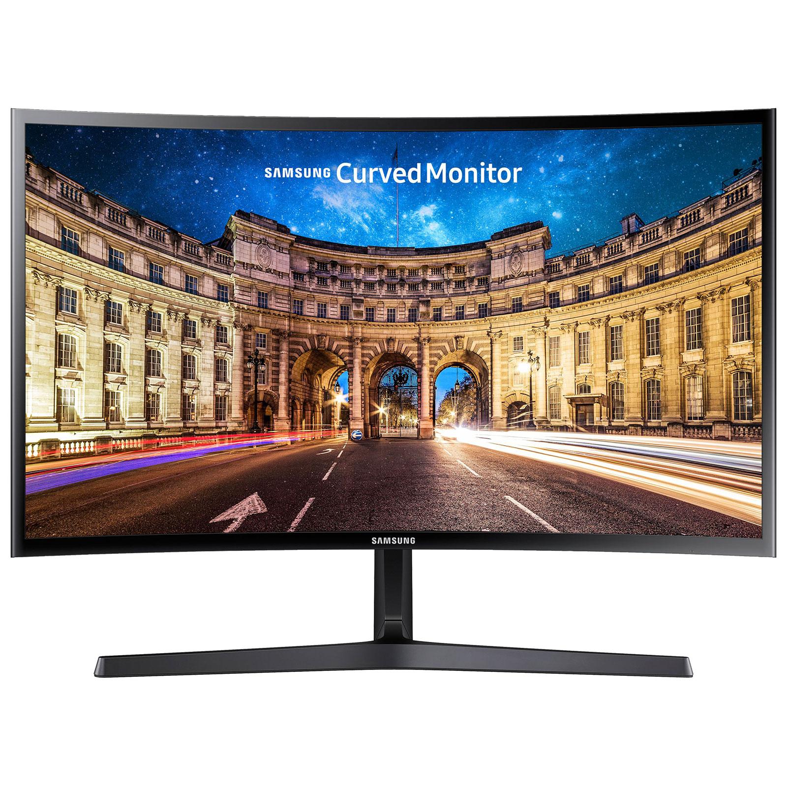 """Samsung 24""""  LC24F396FHUXEN - Ecran PC Samsung - Cybertek.fr - 0"""