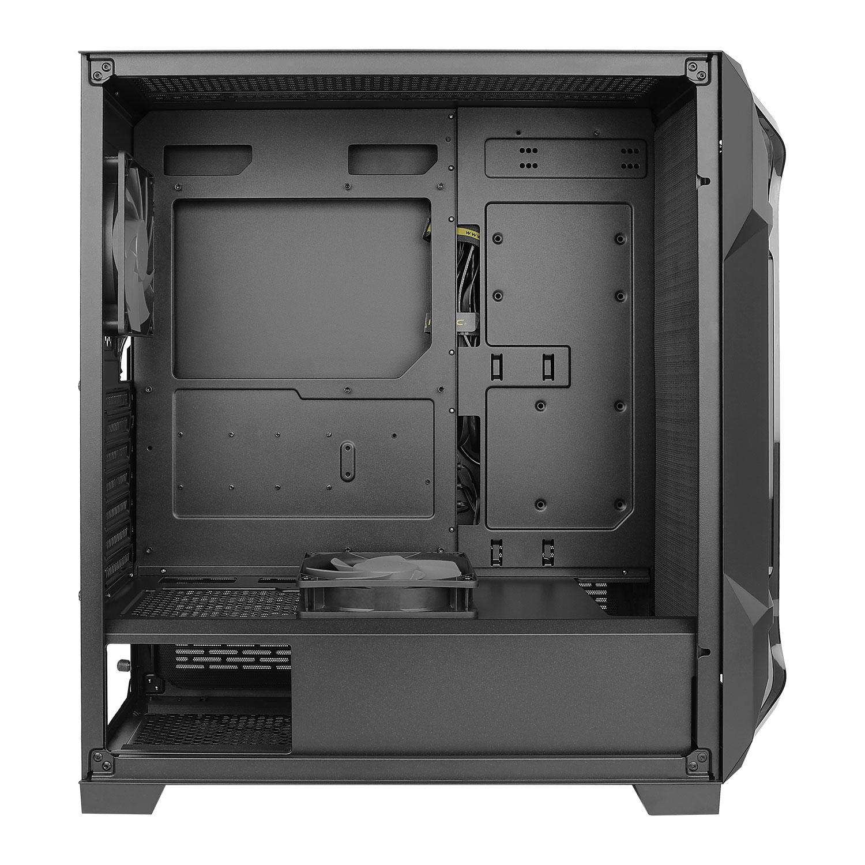 Boîtier PC Antec DF600 FLUX - MT/Sans Alim/ATX
