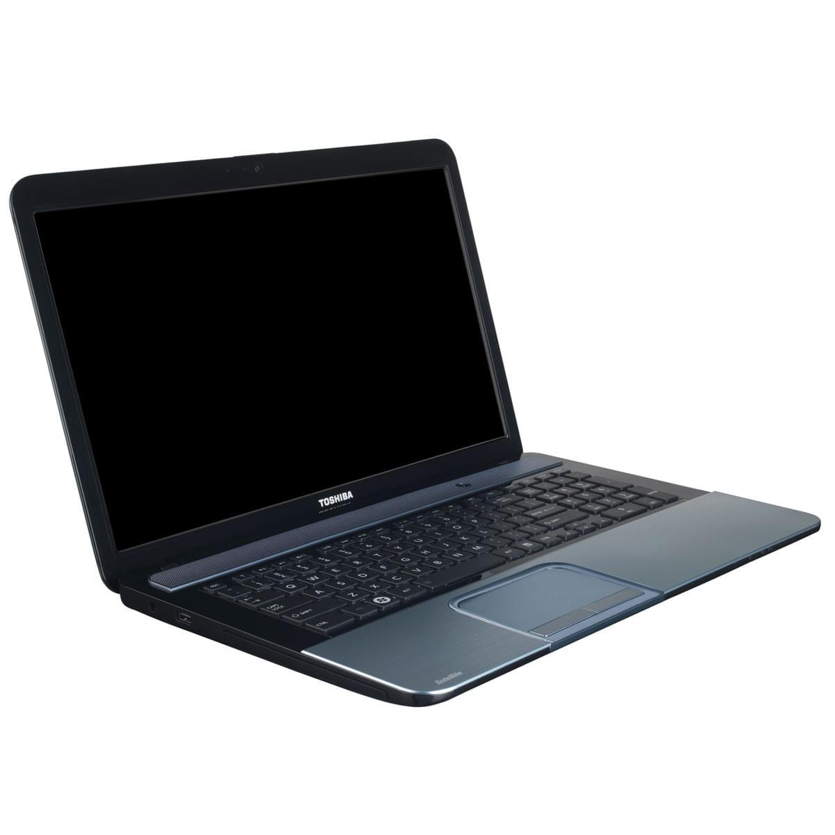Toshiba L875-10EPDF (PSKBLE-002006FR) - Achat / Vente PC portable sur Cybertek.fr - 0