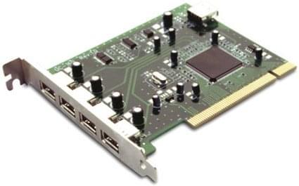 D-Link PCI 5 ports USB2 DU-520 (DU-520) - Achat / Vente Carte Controleur sur Cybertek.fr - 0