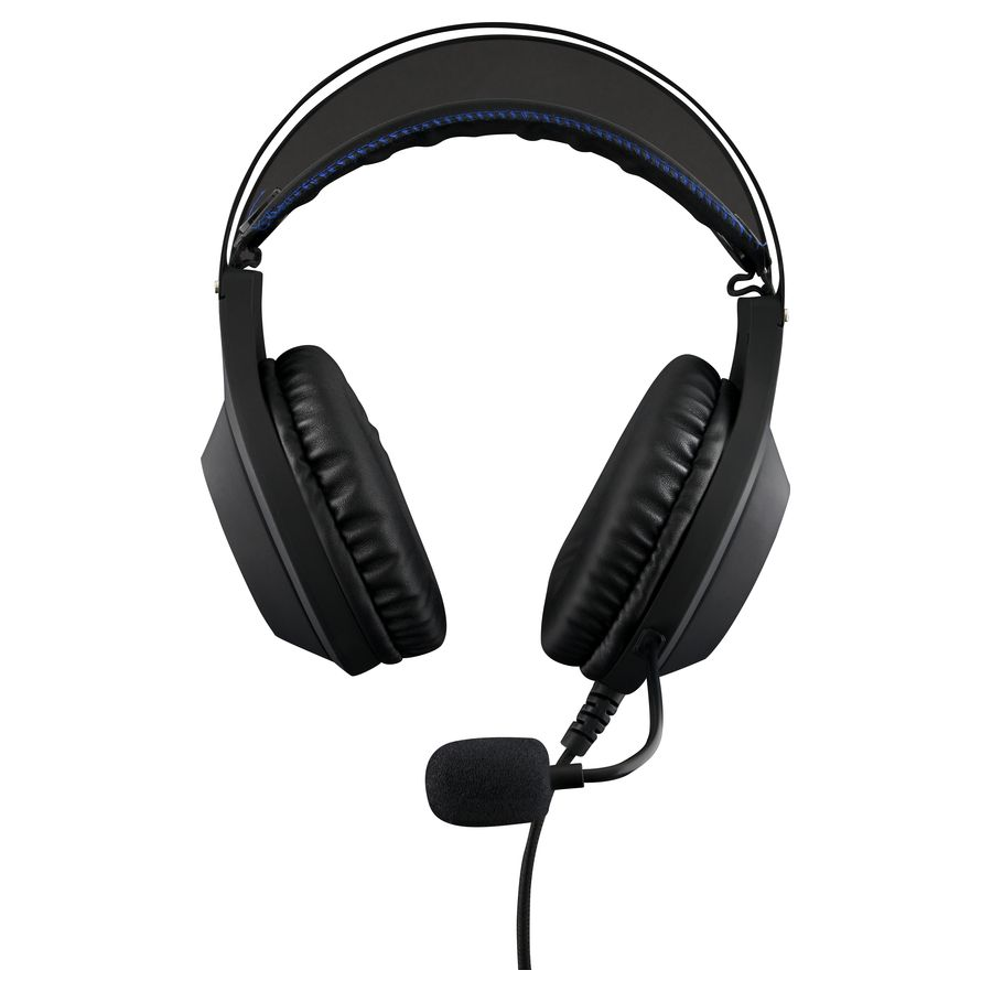 The G-LAB KORP CHROMIUM Stereo Noir - Micro-casque - Cybertek.fr - 3