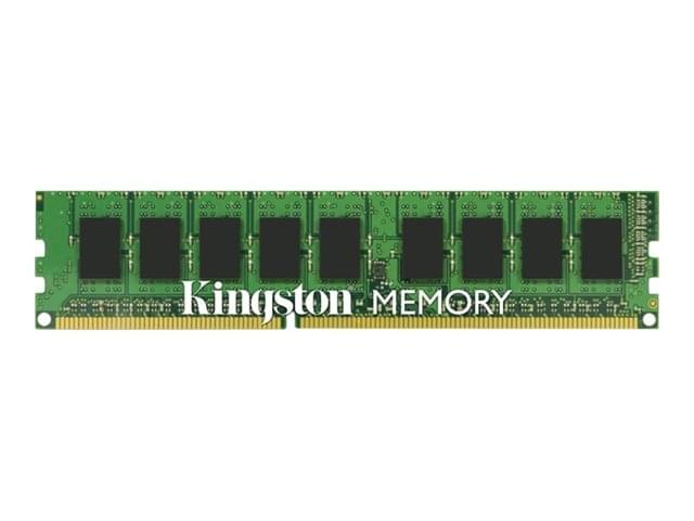 Kingston KVR16E11S8/4 (4Go DDR3 1600 PC12800 ECC) 4Go  1600MHz - Mémoire PC - 0