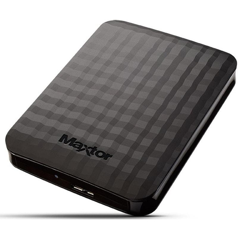 """Maxtor 2To 2""""1/2 USB3 - M3 Portable STSHX-M201TCBM (STSHX-M201TCBM) - Achat / Vente Disque dur Externe sur Cybertek.fr - 1"""