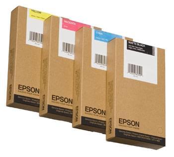 Cartouche T6161 Noir 3000p - C13T616100 pour imprimante  Epson - 0