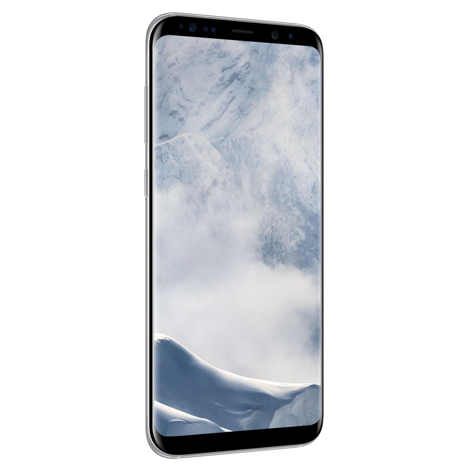 Samsung Galaxy S8+ 64Go G955 Silver - Téléphonie Samsung - 4